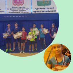 Всероссийские юношеские соревнования серии Гран-при РФ рангом III звезды
